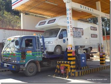 Tarif diesel Bolivien à coup sur !
