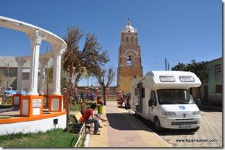Route La Paz - Caracollo (25)