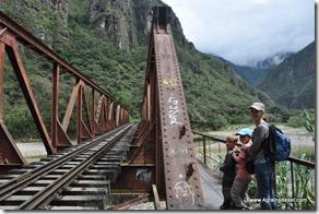 Voie ferrée - Machu Picchu (4)
