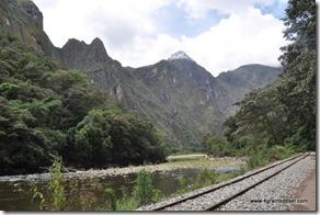 Voie ferrée - Machu Picchu (6)