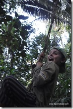Amazonie - Rio Napo (44)