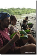 Amazonie - Rio Napo (88)