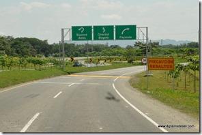 Route Bogota (2)