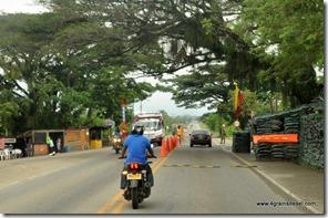 Route Laguna Calima (2)