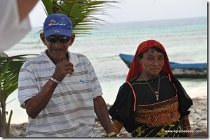 Panama - Archipel San Blas (114)