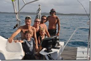 Panama - Archipel San Blas (164)