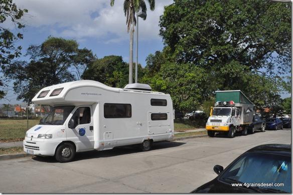 Panama - Bivouac Panama City