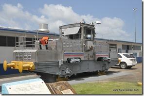 Panama - Ecluses de Gatun (12)
