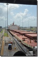 Panama - Ecluses de Gatun (16)