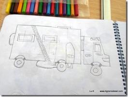 Camion Kurt & Michele