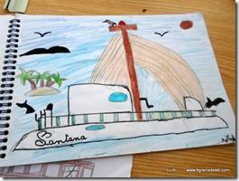 Catamaran Santana