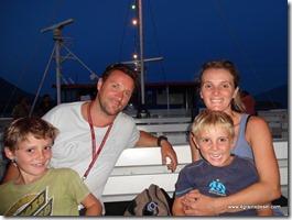 Nicaragua - Sur le ferry