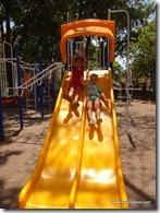 Nicaragua - Parc de jeux Granada