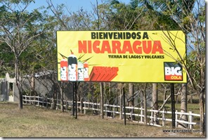 Nicaragua Route San Jorge (2)