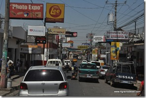 Salvador - Route La Libertad (1)