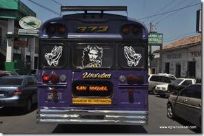 Salvador - Route La Libertad (2)