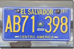 Salvador - Route Los Cobanos (1)