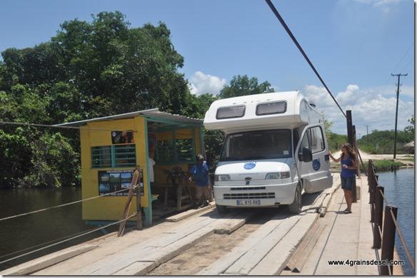 Belize - Route Corozal (12)