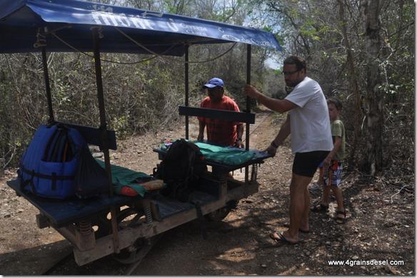 Mexique - 3 Cenotes de Cuzama (37)