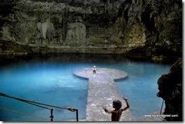 Mexique - Cenotes de Suytun (7)
