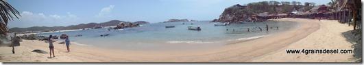 Mexique - Playa Agustin (29)