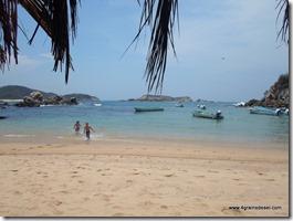 Mexique - Playa Agustin (32)