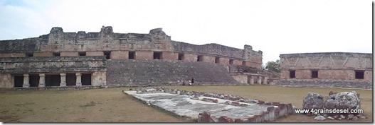Mexique - Ruines Uxmal (16)
