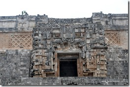 Mexique - Ruines Uxmal (28)