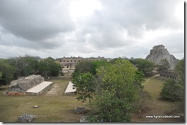 Mexique - Ruines Uxmal (53)