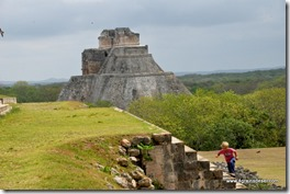 Mexique - Ruines Uxmal (64)