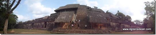 Mexique - Ruines d'Ek Balam (13)