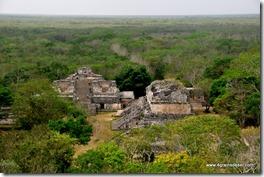 Mexique - Ruines d'Ek Balam (27)