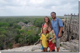 Mexique - Ruines d'Ek Balam (31)