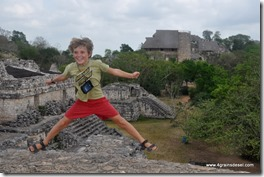 Mexique - Ruines d'Ek Balam (40)