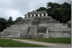Mexique - Ruines de Palenque (13)