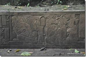 Mexique - Ruines de Palenque (34)