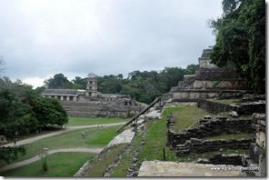 Mexique - Ruines de Palenque (5)
