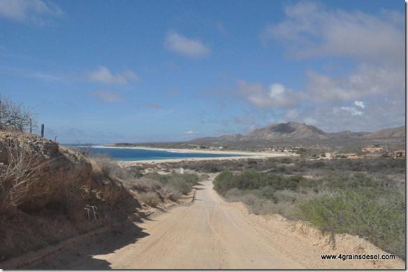 Mexique - Baja California - Los Frailes (1)