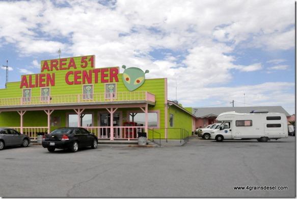 Usa - Nevada - Area 51