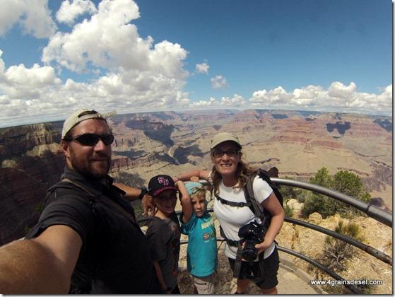 Usa - Arizona - Grand Canyon NP (34)