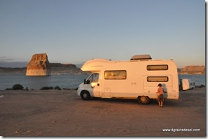 Usa - Arizona - Lonepine Lake Powell (6)