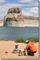 Usa - Arizona - Lonepine Lake Powell (8)