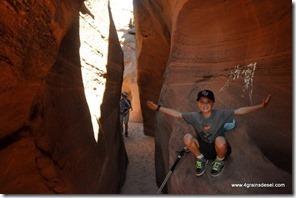 Usa - Utah - Peek a boo Slot Canyon (3)_thumb