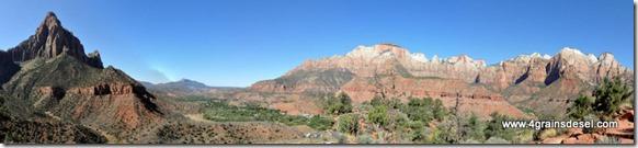 Usa - Utah - Zion National Park (39)